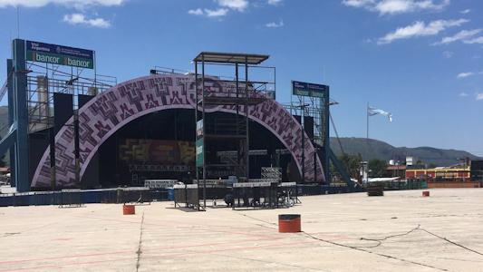 Las bandas que tocan este finde en los 20 años del Cosquín Rock