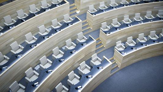 Así es la nueva Legislatura, moderna y sustentable, que inauguró Schiaretti