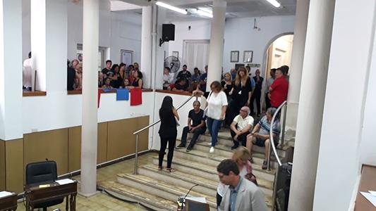 Día clave para canje de Plaza Ocampo: Mirá en vivo la sesión del Concejo Deliberante