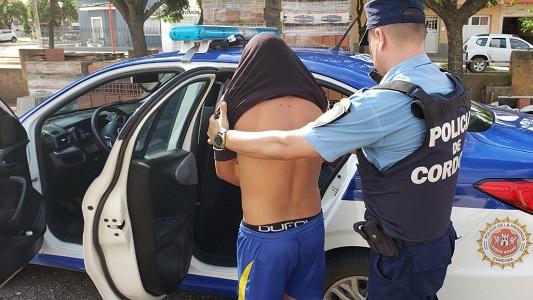 Atraparon en Las Varillas a 2 acusados de robar un campo en Arroyo Cabral
