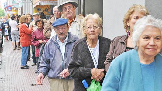Sube la jubilación mínima: Cuáles serán los montos para noviembre y diciembre