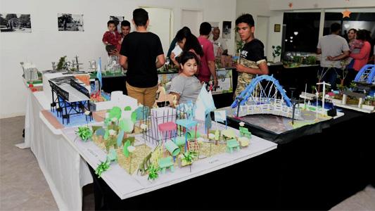 En el Parque de Villa Nueva, familias se unieron por la historia de la ciudad: Qué hicieron