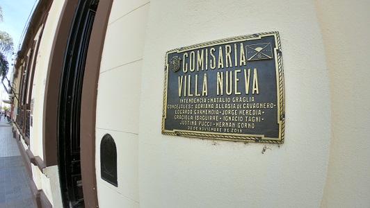 Policía liberó la zona para un asalto en Villa Nueva y se llevó 5 años de cárcel