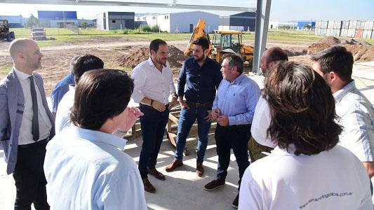 Villa María quiere ser un punto estratégico para la exportación