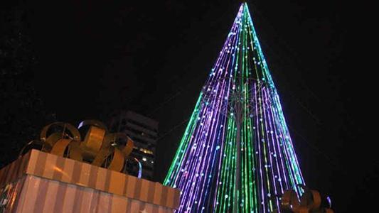 Se palpita la Navidad: Villa Nueva también enciende su árbol este sábado