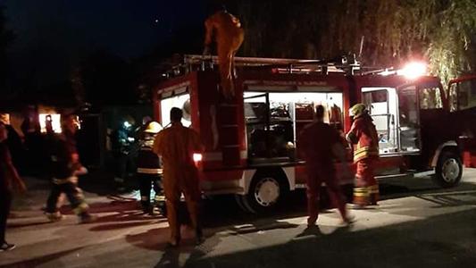 Una mujer murió en Noetinger tras un incendio en su vivienda