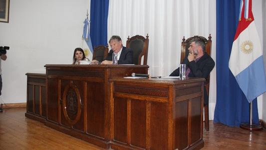 El Concejo tiene nuevas autoridades y sólo falta que jure el intendente