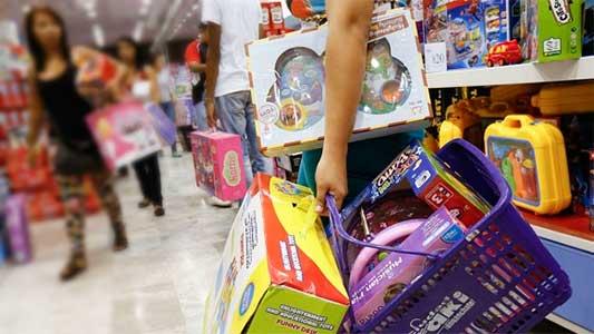 Cuánto se gastó en regalos esta Navidad: variaciones en las ventas