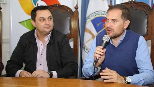 Marcos Bovo será el nuevo vocero del gobernador Juan Schiaretti