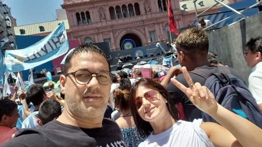 """Graglia con Fernández: """"Se viene un gobierno para estar todos unidos"""""""
