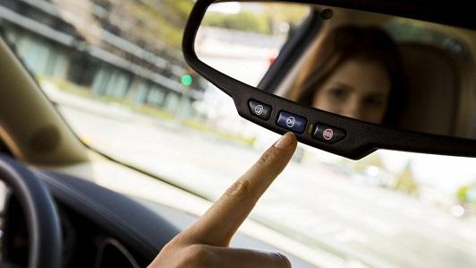 Toda la tecnología para un auto seguro al alcance de un botón