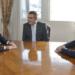 Gill y Graglia se reunieron con Rossi por la reactivación de la Fábrica de Pólvoras