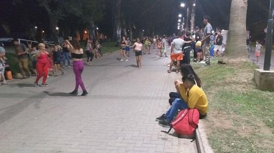 Villa Nueva y la región esperan con ganas que larguen los carnavales