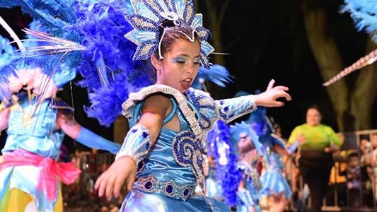 Final de fiesta para los carnavales de Villa Nueva: Todos los premios