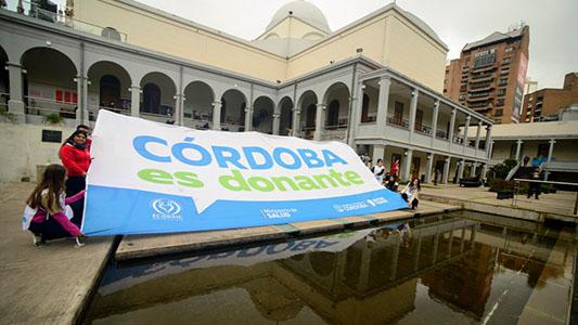 Córdoba es donante: aumentó un 23% la donación de órganos en 2019