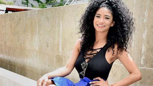 La panameña Kate Rodríguez será la animadora de los carnavales de Villa Nueva
