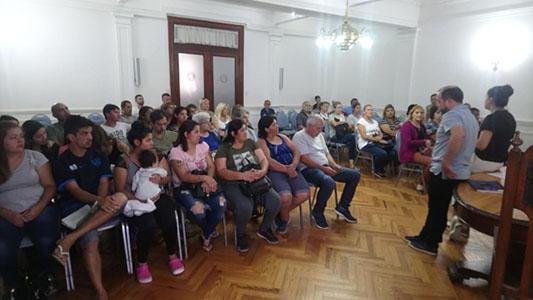 Plan Argentina contra el Hambre: Coordinan acciones con comedores locales