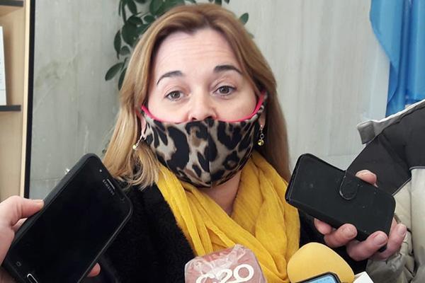 Silvia Maldonado fiscal de Villa María