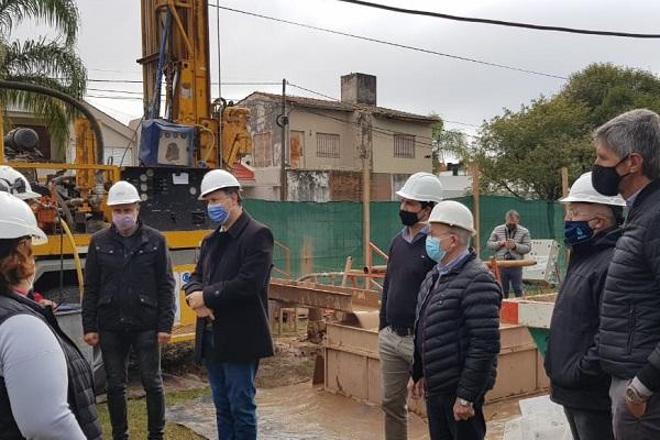 Segunda captación de agua para sumar a la red de Villa María